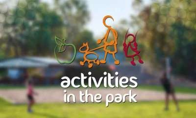 Join the fun with Activities in the Park