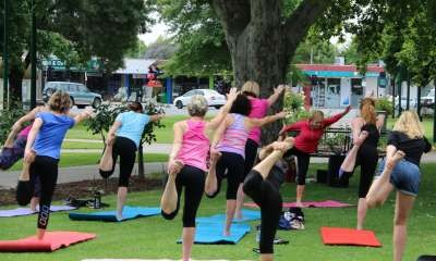 Get active with Activities in the Park