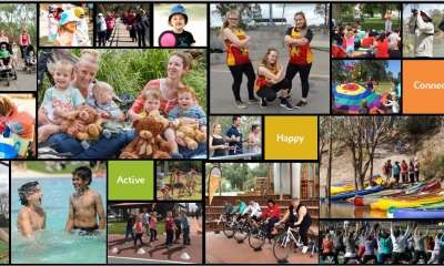 Join in the school holiday fun with Activities in the Park
