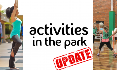 Activities in the Park activity changes due to heat forecast