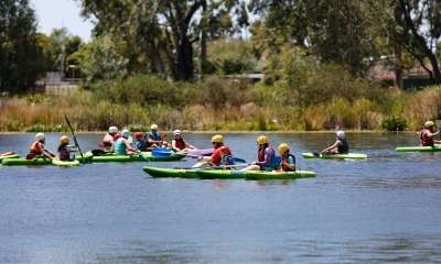Activities in the Park – April School Holiday Fun