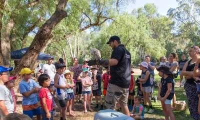 Children across Greater Shepparton are invited to Nurture Nature