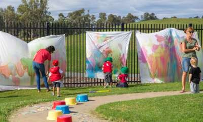 Activities in the Park - School Holidays Activity Program - A celebration of NAIDOC Week