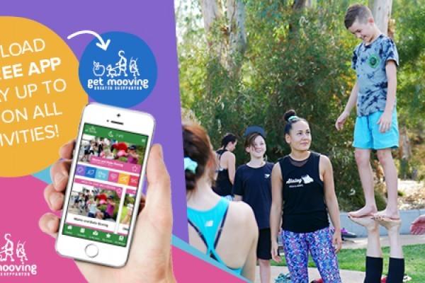 Activities in the Park Website Sliders 2