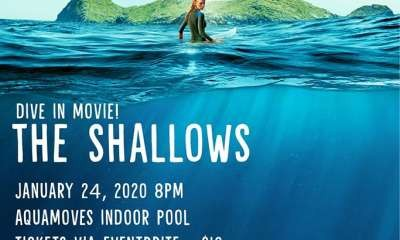 Word and Mouth presents: Dive-In Movie – The Shallows