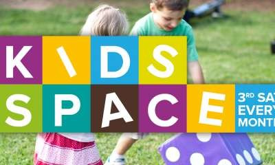 Kids Space joins with Activities in the Park to launch 2020