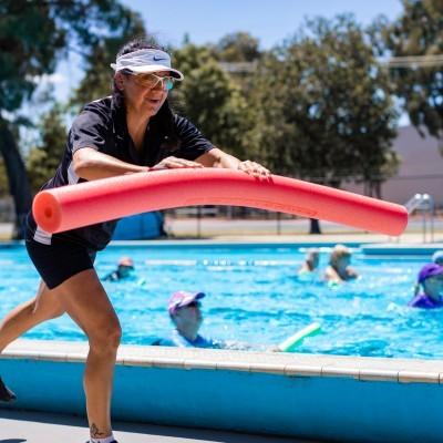 Deep Water Athletic Training