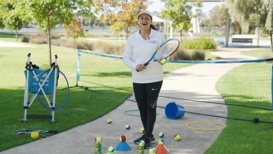Lisa Niglia - Tennis Activities